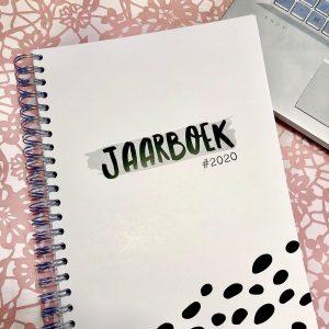 jaarboek-invulboek